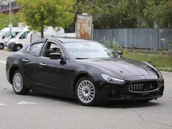 Alfa Romeo приступила к тестам нового седана