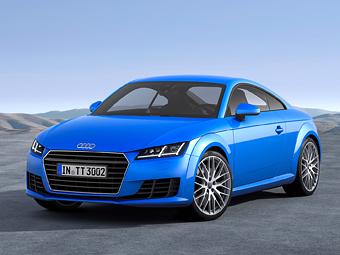 Купе Audi TT подорожало на 157 тысяч рублей