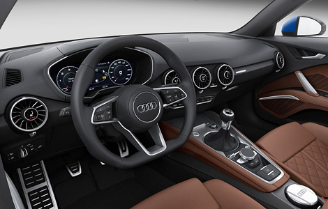 Немецкая компания назвала российские цены на новое купе. Фото 3