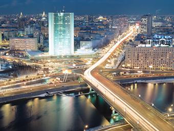 Иностранный эксперт предложил ввести платный въезд в центр Москвы