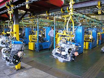 В России наладят сборку моторов Mazda для Японии и Китая