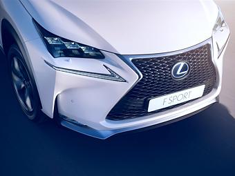 Lexus отверг идею создания «заряженных» кроссоверов