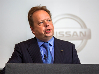 Вице-президент «Ниссана» возглавит Aston Martin