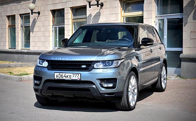 Длительный тест Range Rover Sport: часть первая. Фото 2
