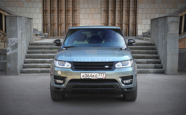 Длительный тест Range Rover Sport: часть первая. Фото 3