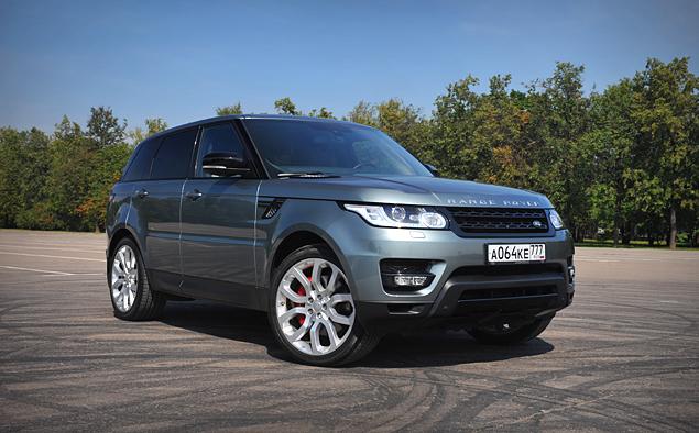 Длительный тест Range Rover Sport: часть первая. Фото 4