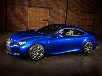 В Lexus задумались о «заряженных» гибридах