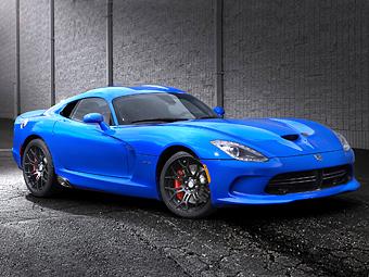 Dodge усовершенствовал суперкар Viper
