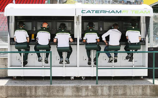 Кто управляет болидами Формулы-1 вместе с гонщиками
