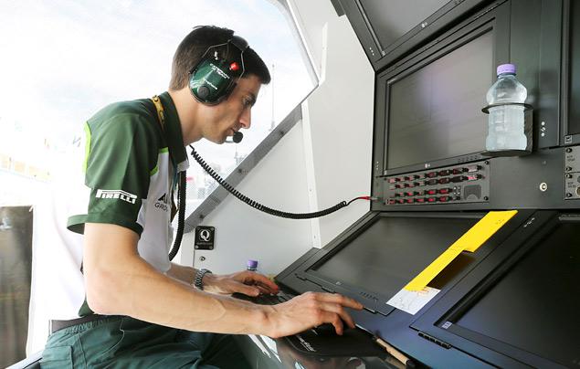 Кто управляет болидами Формулы-1 вместе с гонщиками. Фото 4