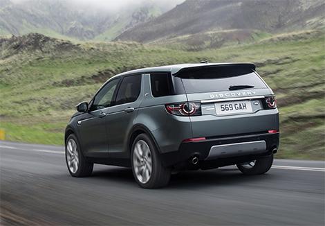 Семейство Land Rover Discovery выросло вдвое. Фото 2