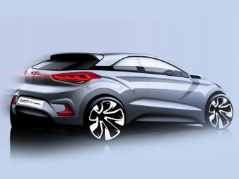 Семейство Hyundai i20 пополнится трехдверной версией