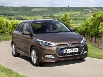 Компания Hyundai рассекретила хэтчбек i20 нового поколения