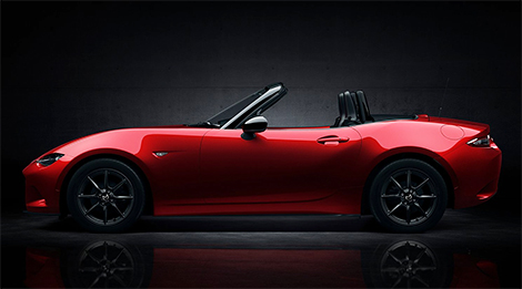 Новая Mazda MX-5 стала на 100 килограммов легче. Фото 3