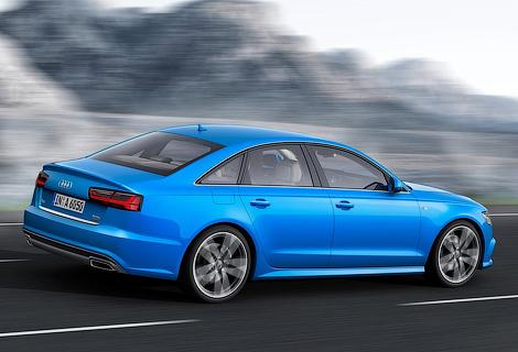 Представлено обновленное семейство Audi A6