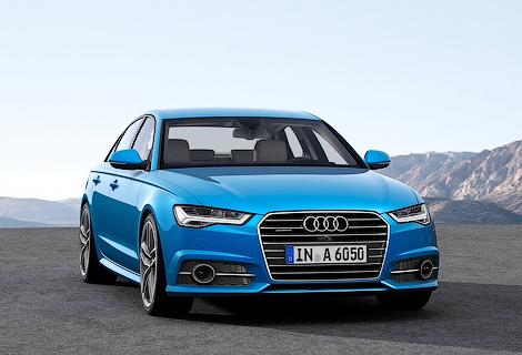 Представлено обновленное семейство Audi A6. Фото 1