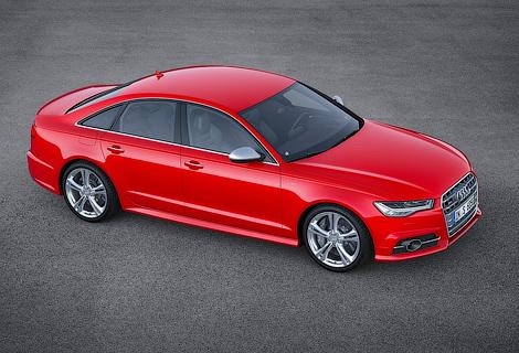 Представлено обновленное семейство Audi A6. Фото 2