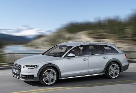 Представлено обновленное семейство Audi A6. Фото 3