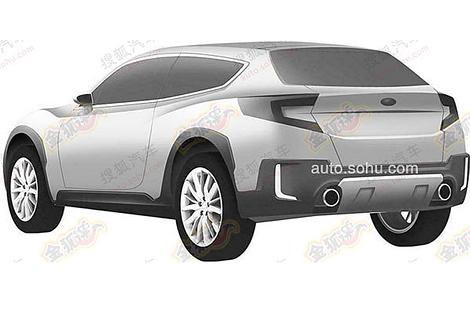 Новую модель Subaru создадут в стилистике концепт-каров Viziv