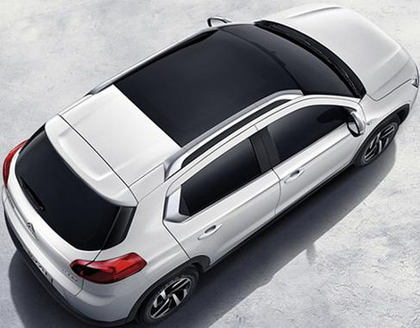 Премьера серийного вседорожника Citroen C3-XR состоится в ноябре