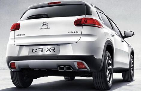 Премьера серийного вседорожника Citroen C3-XR состоится в ноябре. Фото 1