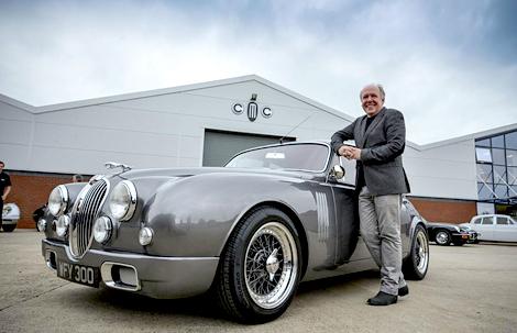 Британцы выпустят Jaguar Mark 2 Яна Каллума ограниченным тиражом