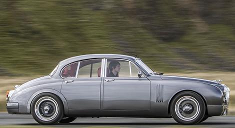 Британцы выпустят Jaguar Mark 2 Яна Каллума ограниченным тиражом. Фото 1