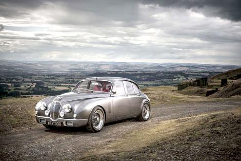 Британцы выпустят Jaguar Mark 2 Яна Каллума ограниченным тиражом. Фото 3