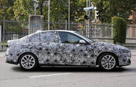 """""""Копейка"""" BMW с кузовом """"седан"""" появится в 2017 году. Фото 2"""