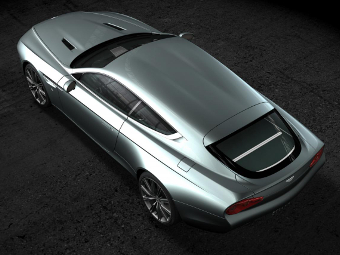 Ателье Zagato построило уникальный Aston Martin