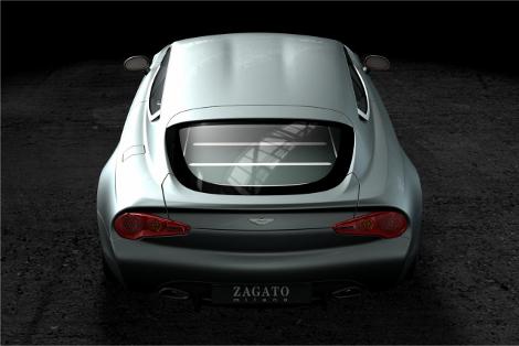 """Итальянцы создали спецверсию модели Virage с кузовом """"Shooting Brake"""". Фото 2"""