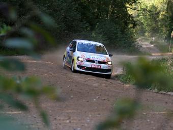 Участник чемпионата Европы выиграл этап VW Polo Cup