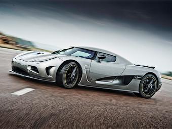 Koenigsegg отозвал один суперкар