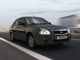 «АвтоВАЗ» предложил выбрать изменения для «Приоры»