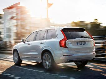 Volvo выпустит «суперроскошный» XC90