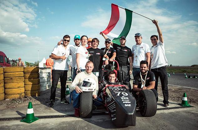 «Мотор» побывал нароссийском этапе «Формулы-Студент». Фото 5