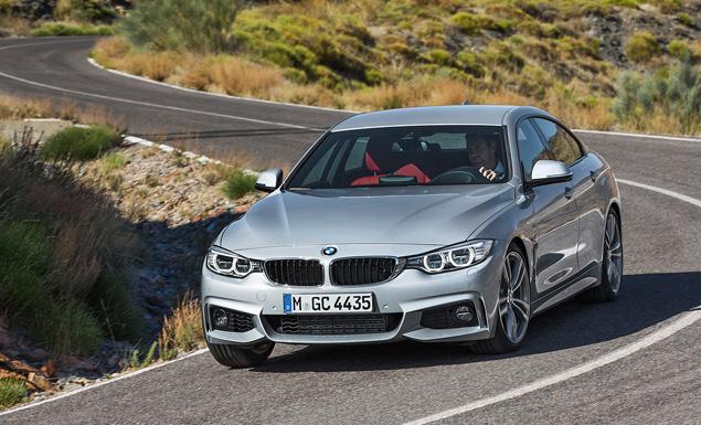 Тест-драйв пятидверного купе BMW 4-Series Gran Coupe, отчаянно похожего на седан. Фото 1