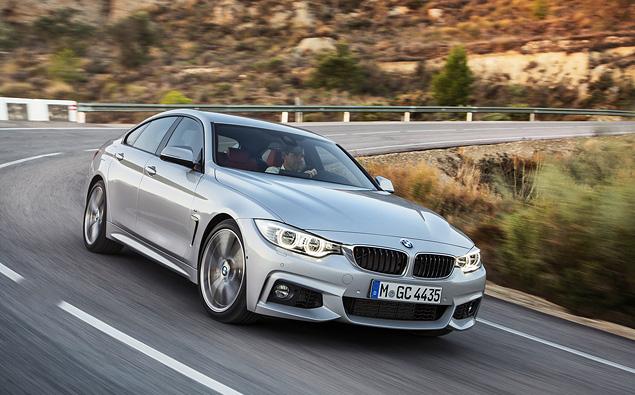 Тест-драйв пятидверного купе BMW 4-Series Gran Coupe, отчаянно похожего на седан. Фото 3