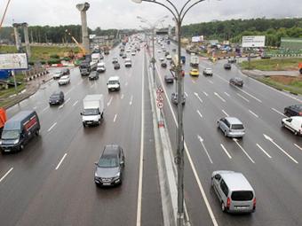 Для половины машин Подмосковья увеличат транспортный налог