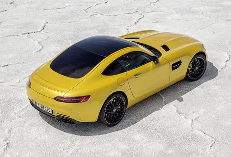 Ателье AMG разработало 510-сильного конкурента Porsche 911. Фото 1
