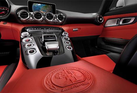 Ателье AMG разработало 510-сильного конкурента Porsche 911. Фото 4