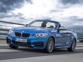 «Двойку» BMW лишили крыши