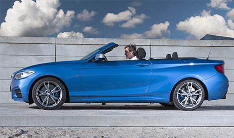 Публичный показ кабриолета BMW 2-Series состоится в Париже. Фото 1