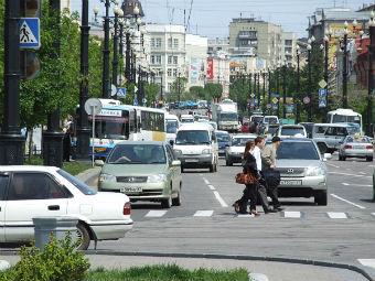 Минтранс предложил ввести платный въезд в центр городов