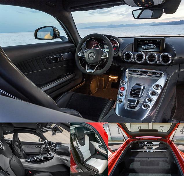 Все подробности об идеологически верном суперкаре Mercedes-Benz. Фото 3