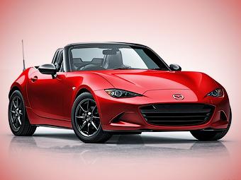 Mazda оставит родстеру MX-5 только мягкую крышу