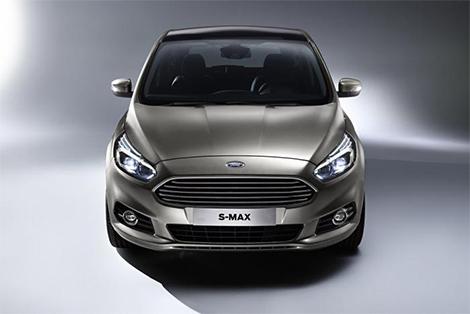 "Ford S-Max сделали похожим на обновленный ""Фокус"". Фото 2"