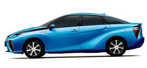 В Париже дебютирует гибридный вседорожник Toyota CH-R