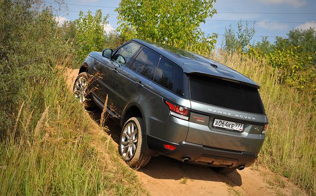 Длительный тест Range Rover Sport: часть вторая