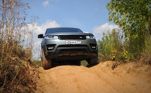 Длительный тест Range Rover Sport: часть вторая. Фото 2
